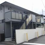 アパート・カサボニータ102号室 角部屋
