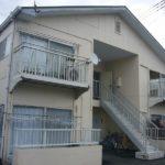 2階 東南角部屋(外観)
